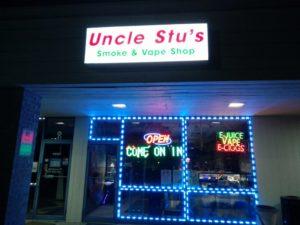 uncle stus storefront